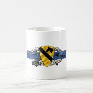11C 1st Cavalry Division Coffee Mug