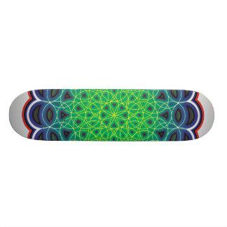 11n8 Digital Doodle Skate Board