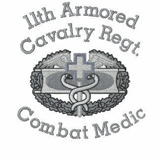 11th ACR VSR Combat Medical Badge Shirt
