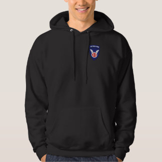 11th Airborne Division Hoodie