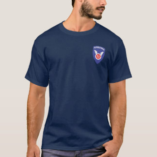 11th Airborne Division SSI T-shirts