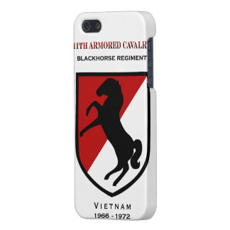 11th Armored Cavalry iPhone 5 Case