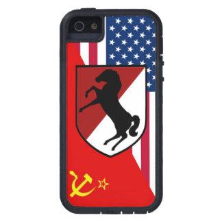 11th Armored Cavalry Regiment -Blackhorse Regiment iPhone 5 Cases