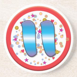 11th Birthday Drink Coasters