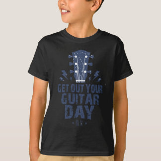 11th February - Get Out Your Guitar Day T-Shirt