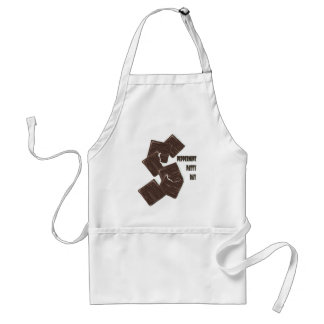 11th February - Peppermint Patty Day Standard Apron