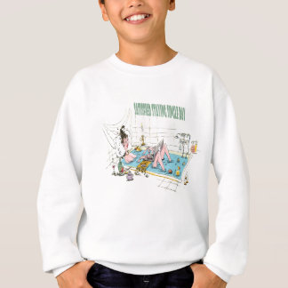 11th February - Satisfied Staying Single Day Sweatshirt