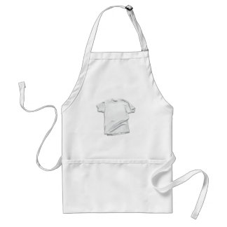 11th February - White Shirt Day Standard Apron