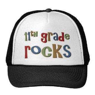 11th Grade Rocks Eleventh Cap