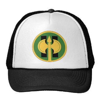 11th Military Police Brigade Insignia Hats