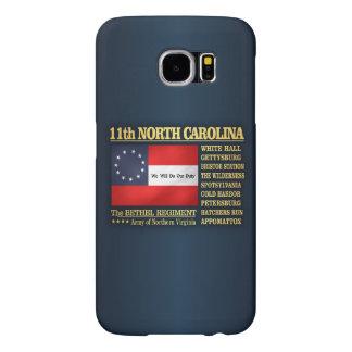 11th North Carolina Infantry (BA2) Samsung Galaxy S6 Cases