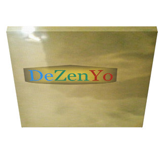11th Quote; DeZenYo Canvas Print