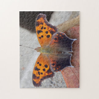11x14 Butterfly Photo Puzzle with Gift Box