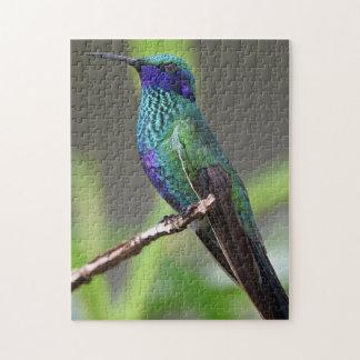 11x14 Photo Puzzle Bird