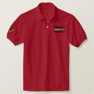 120025496611506221.dst, SOMALIA, VETERAN Polo Shirt
