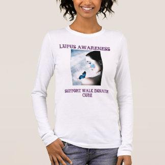 1209404139_00m, LUPUS AWARENESS, SUPPORT WALK D... Long Sleeve T-Shirt