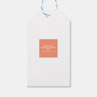 121 Small Business Owner Gift - Commt Now Gift Tags
