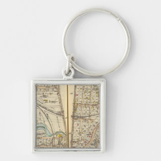 122123 Mt Vernon, Pelham Key Ring