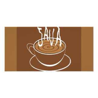 1285033523_Vector_Clipart Java typography coffee Personalized Photo Card