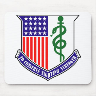 128th Combat Support Hospital Mouse Pad