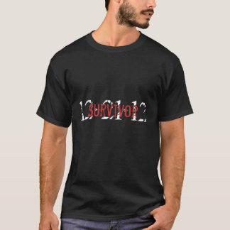 12-21-12 Mayan Apocalypse Survivor T-Shirt
