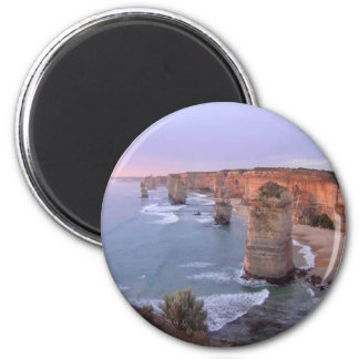 12 Apostles Australia 6 Cm Round Magnet