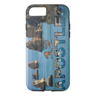 12 Apostles Australia, Apple iPhone 7, Tough Case