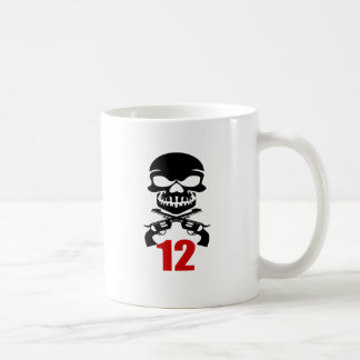 12 Birthday Designs Coffee Mug