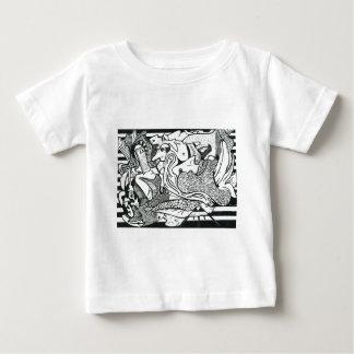 12 Commandments Baby T-Shirt