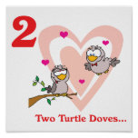 12 days two turtle doves