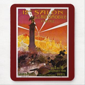 12 e Salon de L'Automobile et du Cycle 1910 Mouse Pad