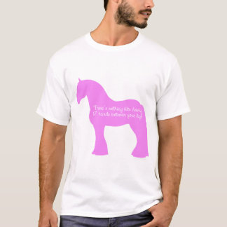 12 Hands Draft Horse T-Shirt