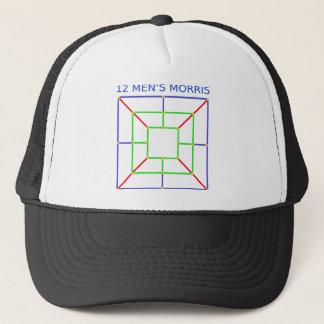 12 Mens Morris hat