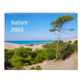 12 month Nature calendar