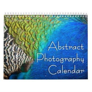 12 Months of Abstract Photography, 6th Edition Calendars