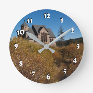12 Number Choices to Choose --Church Clock