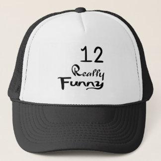 12 Really Funny Birthday Designs Trucker Hat