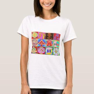 12 Reiki n Karuna Reiki Healing Designs T-Shirt