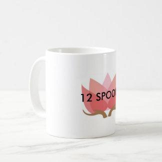 12 SPOONS Reminder Mug