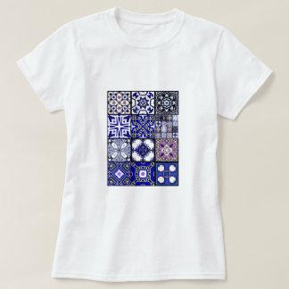 12 Square Tiles T-Shirt