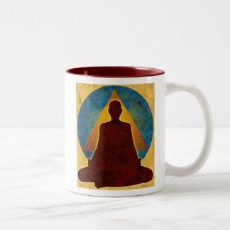 12-Step Buddhist Deluxe Mug