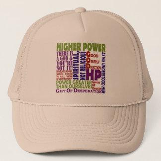 12 Step Higher Power Trucker Hat