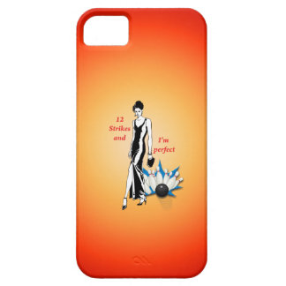 12 Strikes and I'm Perfect #1 Case For The iPhone 5