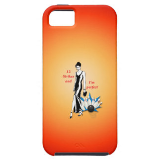 12 Strikes and I'm Perfect #1 iPhone 5 Cover