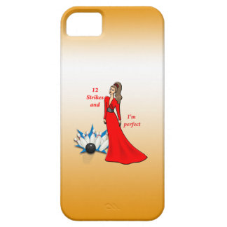 12 Strikes and I'm Perfect #2 iPhone 5 Case