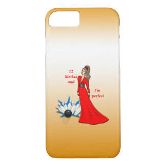 12 Strikes and I'm Perfect #2 iPhone 8/7 Case