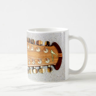 12 String Head Coffee Mug