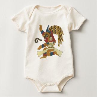 12.Tlahuizcalpantecuhtli - Mayan /Aztec good Baby Bodysuit