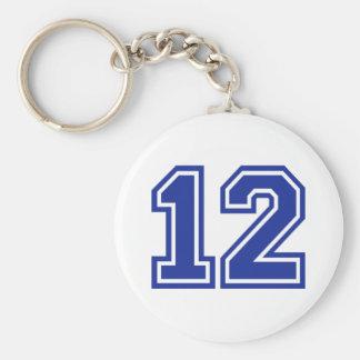 12 - Twelve Key Ring