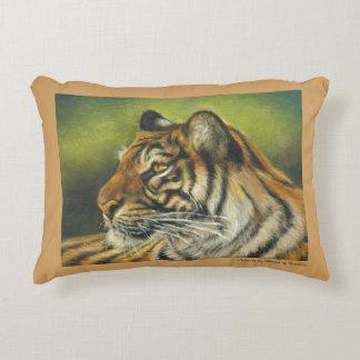 """12"""" x 16"""" Tiger Throw Pillow"""